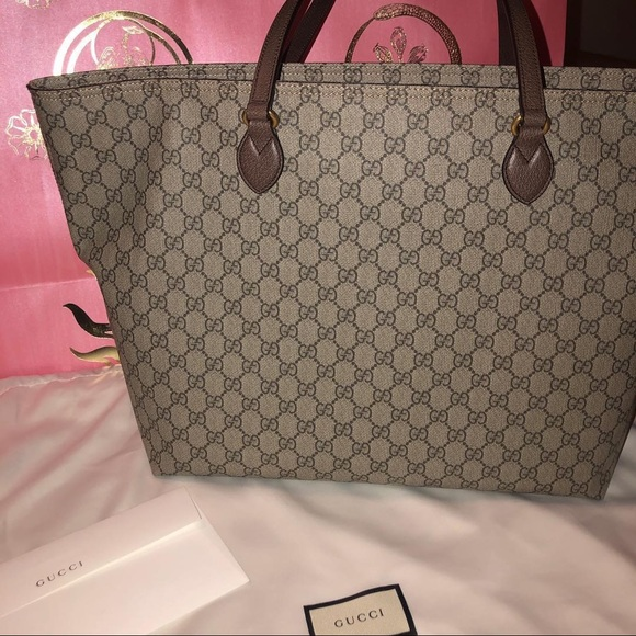 d71e2dacf8f4 Gucci Bags | Ophidia Gg Large Tote | Poshmark